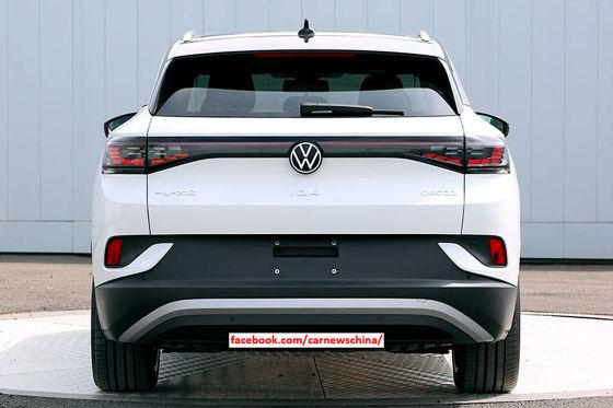 Neuer VW ID.4 in zwei Versionen geleakt!