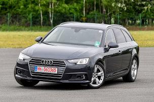Audi A4 Avant (B9): Gebrauchtwagen-Test