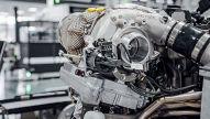 Mercedes-AMG E-Turbolader