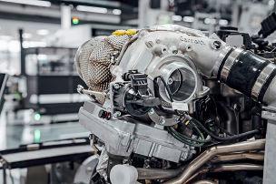 AMG mit Turbotechnik aus der Formel 1
