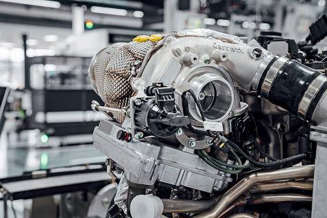 Merceds-AMG E-Turbolader: GLE 63, GLS 63, V8, Reihensechszylinder