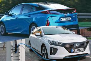Steckdosen-Hybride schon ab 24.000 Euro!