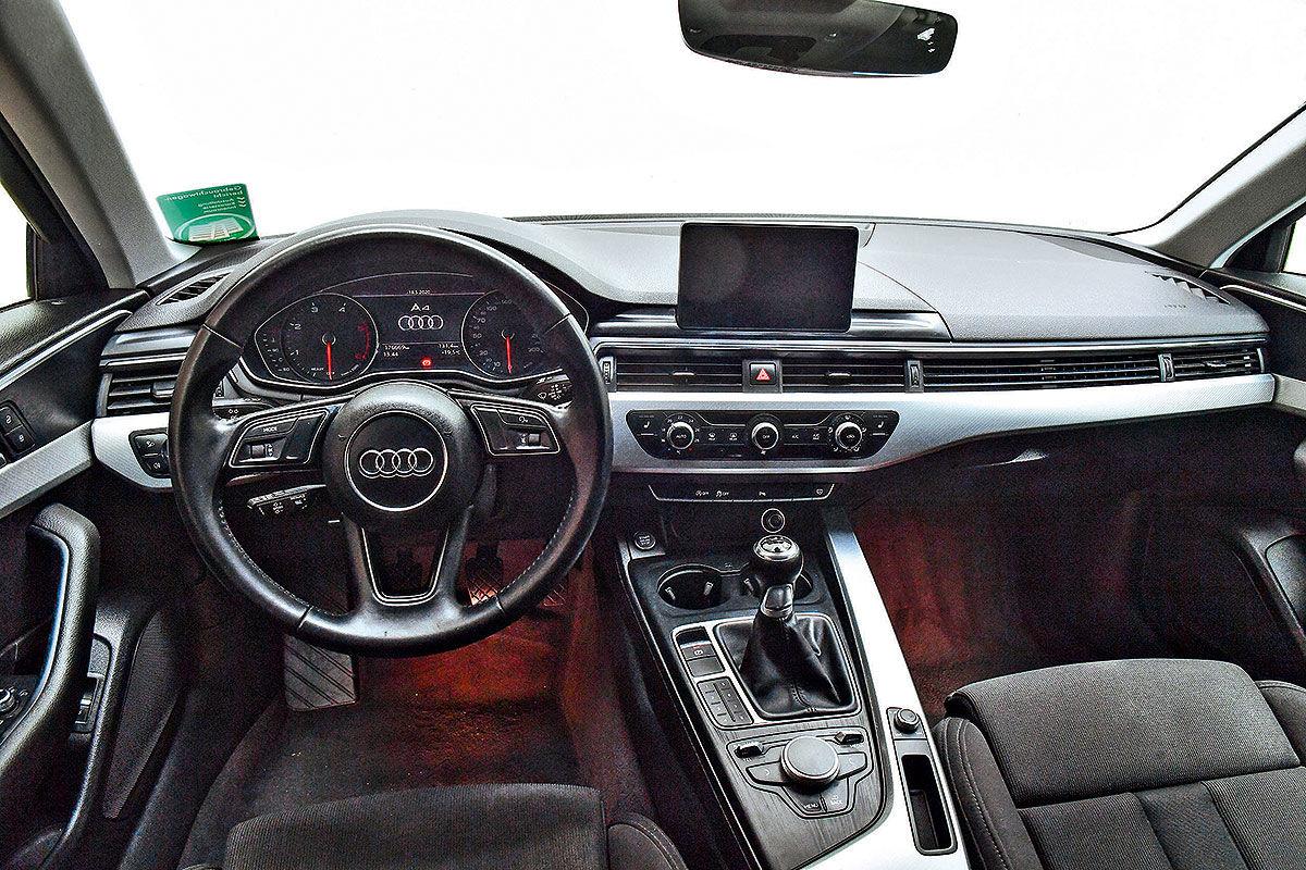 Gebrauchtwagen-Test Audi A4 Avant (B9)