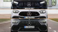 Mercedes-AMG E 53, E 63 S, GT 63 S