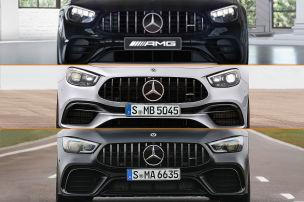 So ticken AMG E 53, E 63 S und GT 63 S