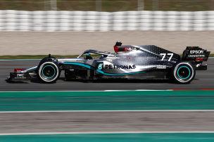 Mercedes packt erste Updates aus