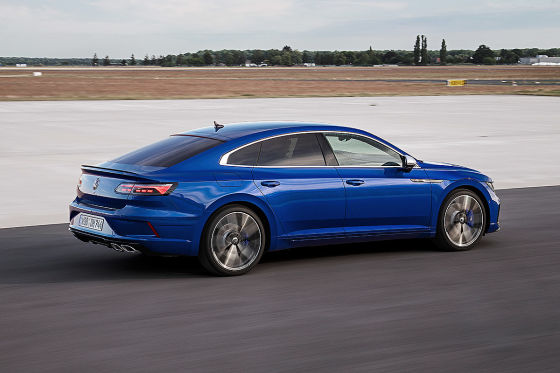 VW Arteon R Limousine !! SPERRFRIST 24. Juni 2020  00:01 Uhr !!