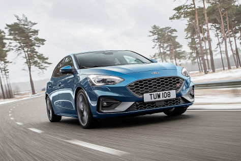 Ford Focus ST (2020):