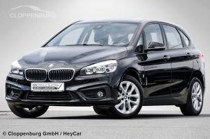 BMW 225xe zum halben Neupreis
