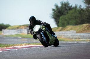 Aston Martin baut ein Super-Bike