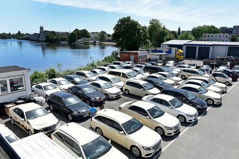 Taxi mit 800.000 Kilometern: Gebrauchtwagen-Test - autobild.de