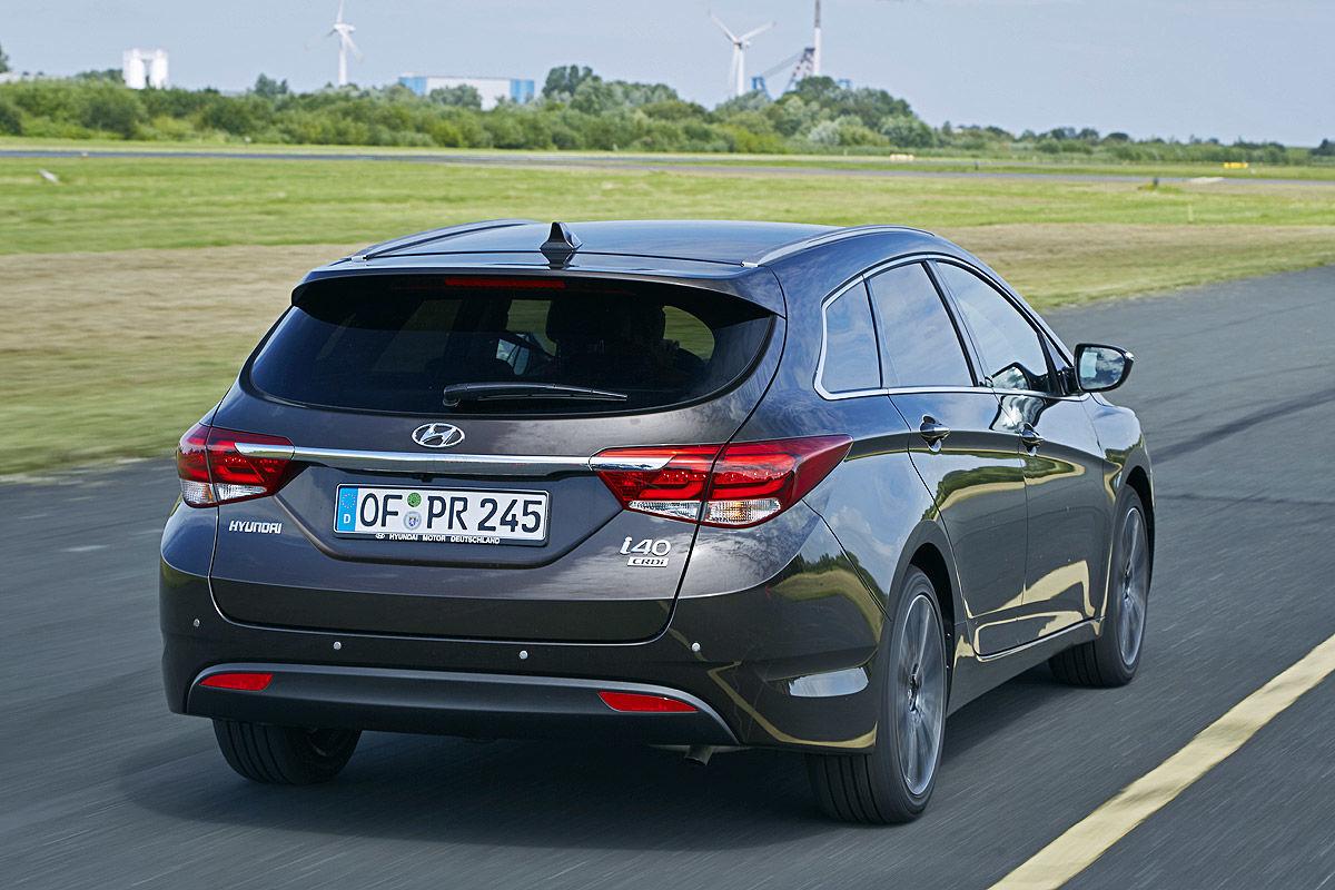 Hyundai i40 cw