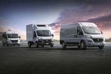 Transporter mit E-Antrieb: Marktübersicht