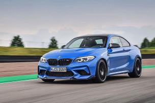 BMW macht den M2 zur Rakete