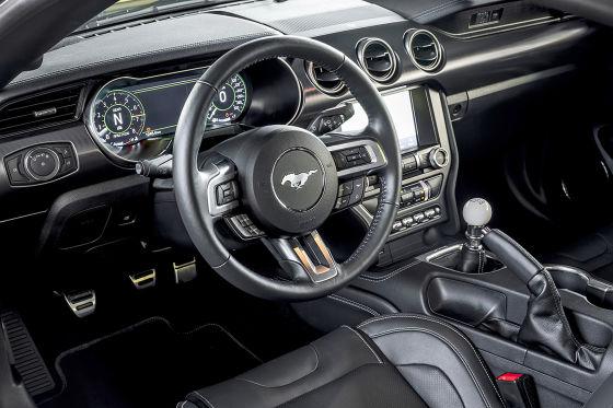 Mit 487 PS: Ford bringt den Mustang Mach 1 zurück
