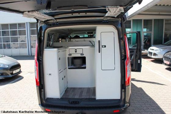 Nugget: VW-Bus Alternative mit Westfalia Ausbau