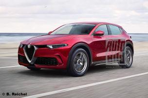 Alfa Romeo plant ein Mini-SUV