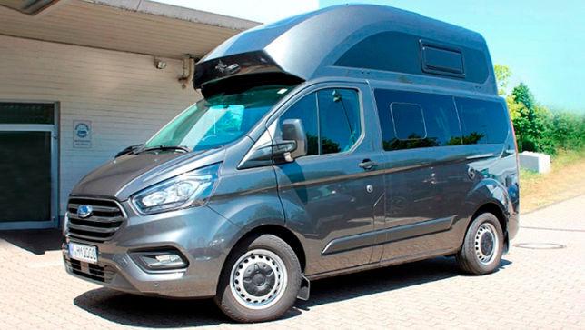 Ford Transit Nugget Gebrauchter Camper Mit Westfalia Ausbau