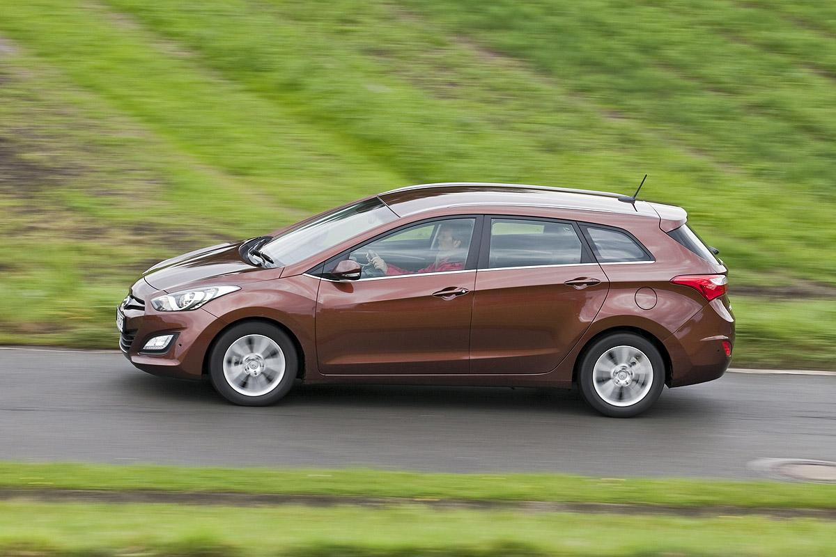Hyundai i30cw 1.6 CRDi