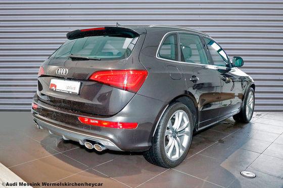 Audi SQ5 mit über 300 PS zum Schnäppchenpreis!