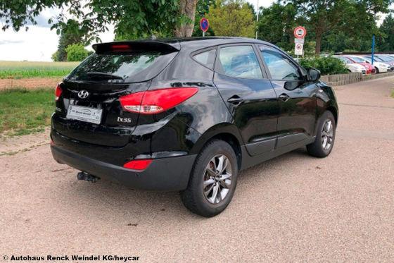 Hyundai ix35 1.6 Fifa World Cup Edition: Gebrauchtwagen