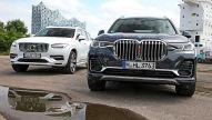 Volvo XC90, BMW X7: Test, Hybrid, Motor, Preis, SUV