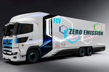Brennstoffzelle im Lkw: Wird die Zukunft elektrisch?