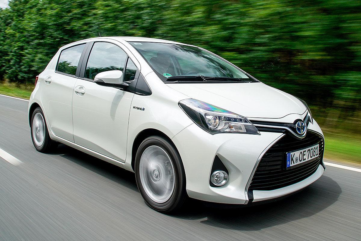 Wie schneiden gebrauchte Toyota beim TÜV ab?