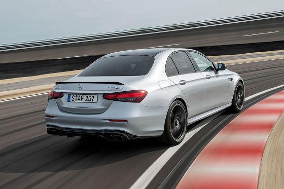 BMW M5 und Mercedes-AMG E 63 im Facelift-Vergleich