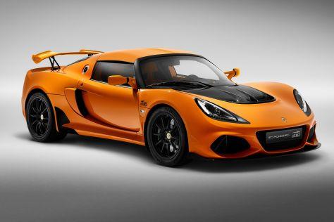 Lotus Exige Sport 410 20th Anniversary (2020): Preis, Marktstart, Leistung