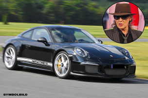 Rentnerin fand Lindenbergs Porsche!