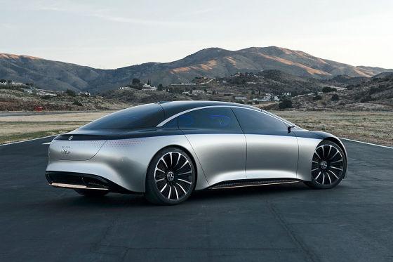 Autonomes Fahren: Mercedes versucht sich am Angriff auf Tesla
