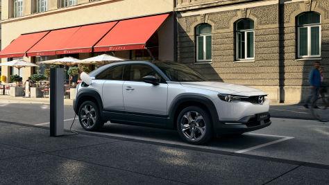 Mazda wird elektrisch