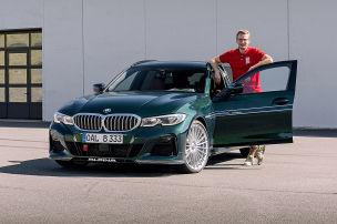 BMW Alpina B3 (2020): Test