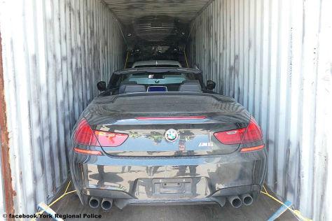 BMW M6, Audi Q7 und Mercedes-AMG GLC