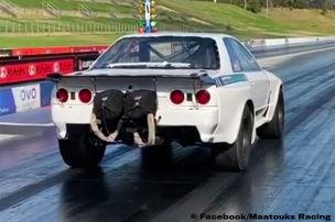 350 km/h in weniger als 6,5 Sekunden!