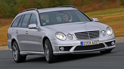 Gebrauchtwagen: AMG-Modelle mit V8