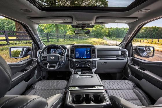 Fords Pick-up F-150 kann künftig autonom fahren
