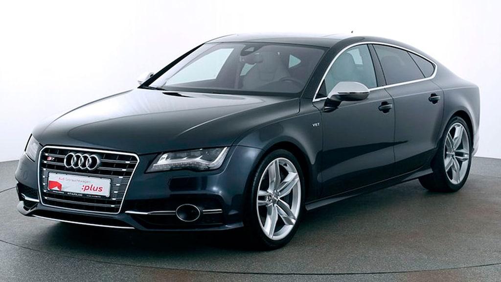 Unauffälliger Audi S7 mit 420 PS für unter 32.000 Euro