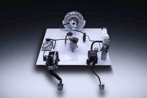 Kia zeigt intelligentes Schaltgetriebe: Technik, Hybrid, Antrieb