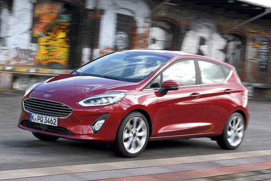 Neue Mild-Hybrid-Motoren für Fiesta und Focus