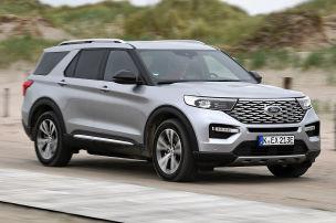 Ford Explorer (2020): Plug-in-Hybrid-SUV
