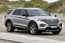 Ford Explorer: Test, Motor, Preis