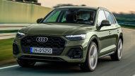 """""""Grüne Welle"""" im frischen Audi Q5"""