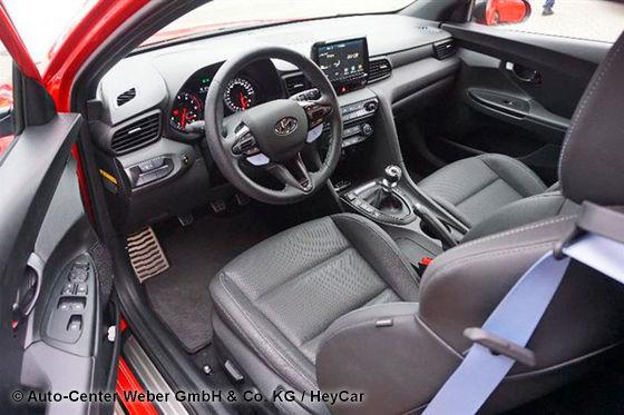 Extrem selten: Hyundai Veloster N Performance in Deutschland zu verkaufen