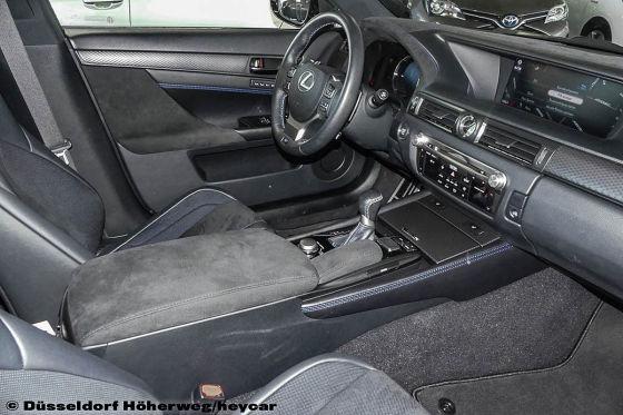 E 63 AMG-Alternative mit V8-Sauger von Lexus