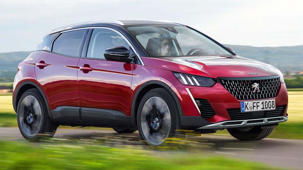 Neues Einstiegs-SUV von Peugeot