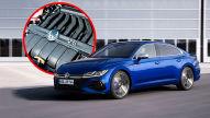 VW Arteon R ohne VR6