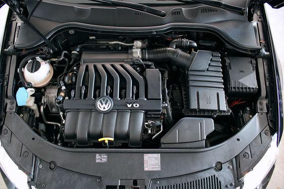 Darum darf der Arteon R keinen VR6-Motor haben