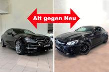 Mercedes C 63 AMG Coupé: 2012, 2018, V8, Biturbo, Sauger